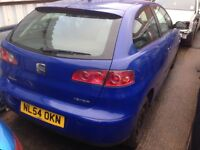 2004 Seat Ibiza 1.2 breaking for parts