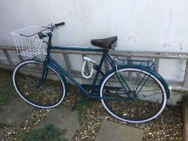 Men's Vintage Bicycle Ye Olde Bike Shoppe Build