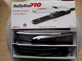 Hair crimper BaByliss Pro