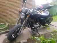 Qingqi Renegade 125cc