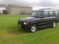 LANDROVER 4X4 DISCOVERY 300TDI 7 SEATER 1998 IN GOOD CONDITION