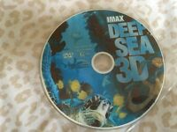 IMAX Deep Sea 3D Blu-ray