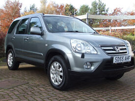 HONDA CR-V SPORT DIESEL 4X4 - CLEAN CONDITION / TWO KEYS / CRV