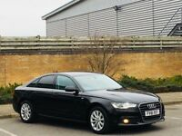 A6 saloon 3.0 TDi V6 8 speed gearbox 2012