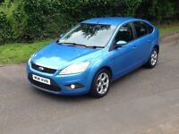 2011 Ford Focus 1.6 Tdci low road tax not Jetta Leon Passat a4 a3 Astra golf polo
