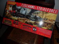 "HORNBY ""Code Name Strike Force"" Electric Train Set"