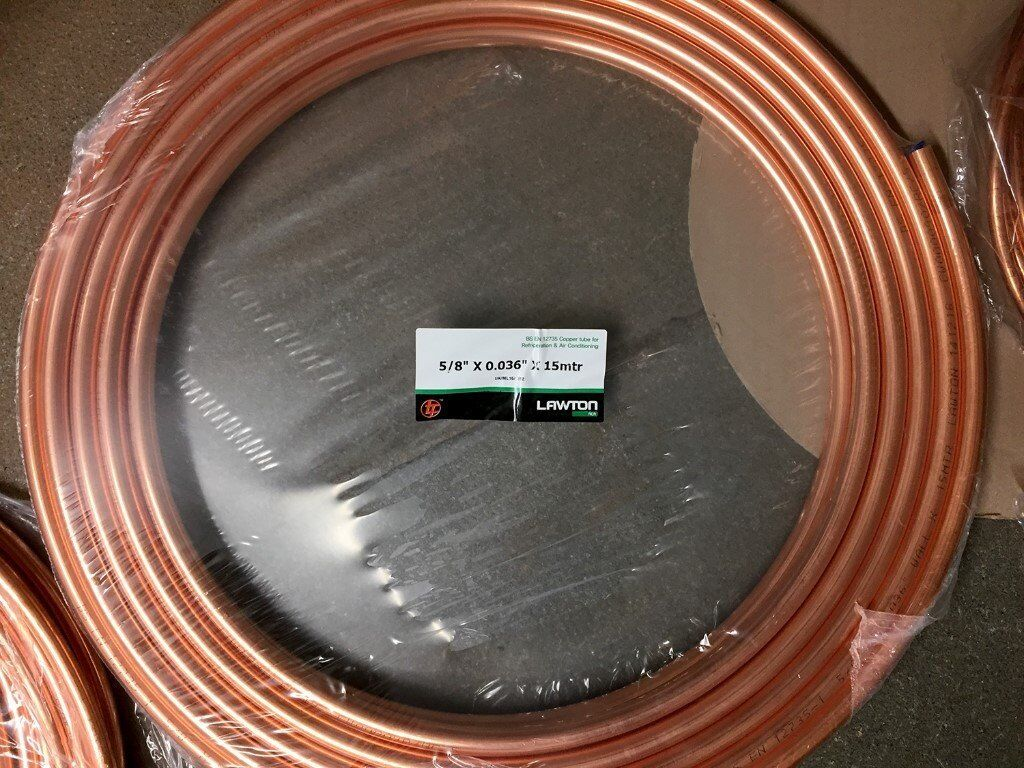 Refrigeration Copper Coils | in Stanley, County Durham | Gumtree