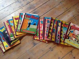 Broons & Oor Wullie books