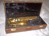 "Trevor James ""The Horn"" Alto Saxophone"