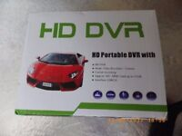 A HD DVR Suitable For Dash Cam With 8GB Micro Mini Memory Card Brand New Still In Box
