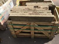 Reclaimed 2.5x 2ft pavers