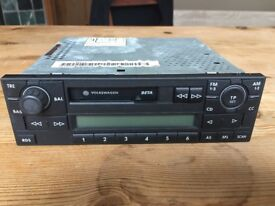 Cassette/radio player from W reg VW Polo
