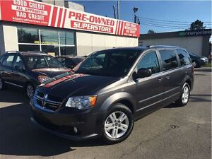 2016 Dodge Grand Caravan Crew, power driver seat
