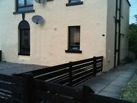 For Rent - 2 Bedroom Flat with private garden. Dingwall - Entry Early December