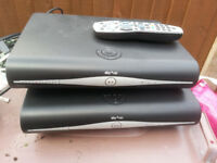 FOR SALE sky boxes