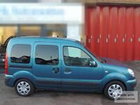 **ONLY 76K**RENAULT KANGOO AUTHENTIQUE 2 KEYS,LONG MOT,LOW MILES