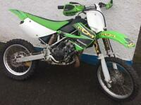 2007 Kawasaki kx85 big wheel