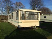 Cheap perfect starter static caravan 2 bedroom 6 berth