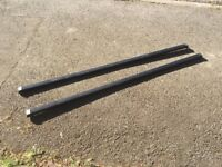 Thule System 120 traditional steel roof bars