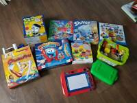 Toys and games bundle