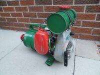 Two Stroke Petrol Generator