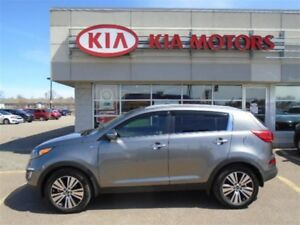2016 Kia Sportage EX AWD 1 Owner, Backup Camera $74* Weekly