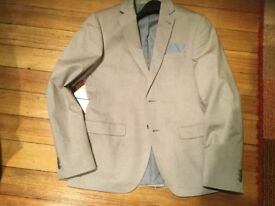 BURTONS MENSWEAR jacket size medium, chest 38-40 inches. ABSOLUTE BARGAIN.