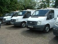 TRANSIT 2008 2.2TDCI ONE OWNER FSH DIRECT FROM BT £3995 NO-VAT