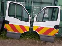 Iveco Daily doors. Excellent condition