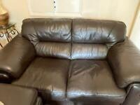 3-2 top quality leather suite
