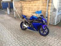 Yamaha yzf r125 2014!!! 5700miles!!!!