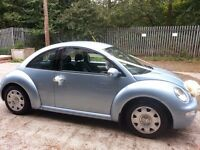 VW beetle petrol 1.6