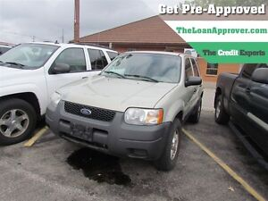 2003 Ford Escape XLS *  HAS TO GO