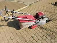Honda self propelled lawn mower .spares or repairs