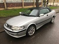 Saab 93. Auto. LEATHER Convertible ROOF NOT WORKING