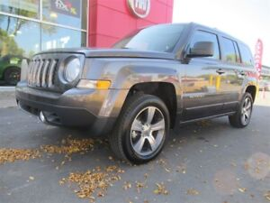 2017 Jeep Patriot HIGH ALTITUDE 4WD*LEATHER SEATS*SUNROOF
