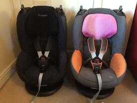 Maxi Cosi Tobi car seats