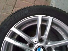 4 MICHELIN - Winter Tyres - All Season Tyres