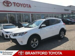 2015 Toyota RAV4 XLE, Local Trade, One Owner, Clean Carproof