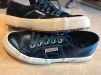Superga Trainers size 5