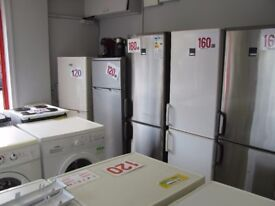fridge freezers at clearance prices warranty included