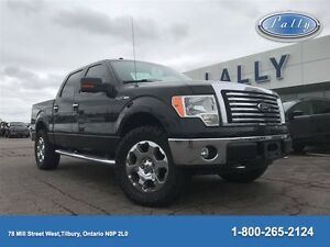 2010 Ford F-150 XLT, Mudder tures, Moonroof, Mint!!