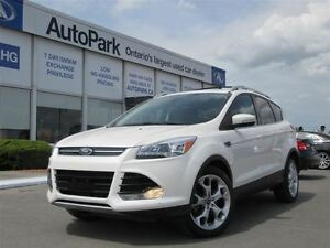 2013 Ford Escape Titanium 4WD| Navi| Sunroof| Leather