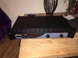 "Pyle PTA1000 19"" Rack Mount 1000w Professional PA DJ Disco Power Amplifier Amp + BOX"