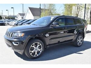 2018 Jeep Grand Cherokee Limited +attelage classe IV+Rabais +Nav