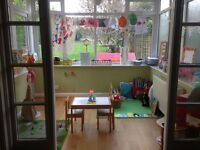 Little Kites Childminding Services. Vacancies now available
