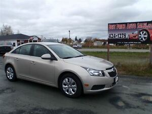 2013 Chevrolet Cruze LT!! TURBO!! CERTIFIED!!