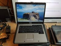 dell latitude 13tl windows 7 4g memory 160g hard drive wifi dvd drive charger