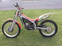 Beta Rev 50cc .Trials bike