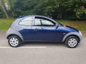 2006 Ford Ka disighn only done 68k 1yr Mot